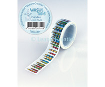 Leane Creatief Washi Tape Candles (61.7149)