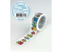 Leane Creatief Washi Tape Presents & Cupcakes (61.7132)