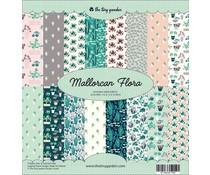 The Tiny Garden Mallorcan Flora 12x12 Inch Paper Pack (TTG006)