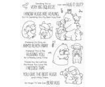 My Favorite Things Hug It Out Clear Stamps (BB-117)