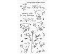 My Favorite Things Koala-ty Time Clear Stamps (CS-536)