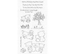 My Favorite Things Perfect Couple Clear Stamps (SY-28)
