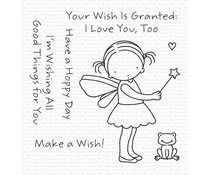My Favorite Things Wish Granted Clear Stamps (PI-317)