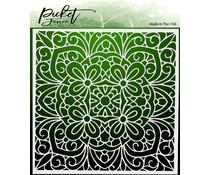 Picket Fence Studios Coloring Book 6x6 Inch Stencils (SC-181)