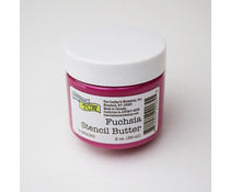 The Crafter's Workshop Fuchsia Stencil Butter 2 oz. (TCW9065)