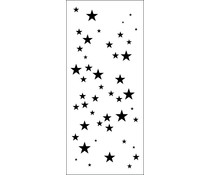 The Crafter's Workshop Star Sparkle Slimline Stencil (TCW2302)