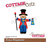 Scrapping Cottage Circus Ringmaster (CC-856)