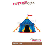 Scrapping Cottage Circus Tent (CC-860)
