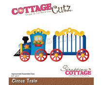 Scrapping Cottage Circus Train (CC-861)