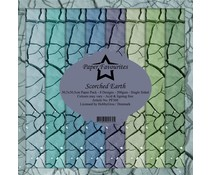 Paper Favourites Scorched Earth 12x12 Inch Paper Pack (PF360)