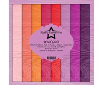 Paper Favourites Wood Grain 12x12 Inch Paper Pack (PF359)