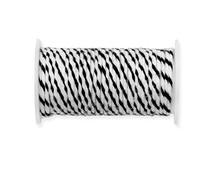 We R Memory Keepers Black Happy Jig Baker's Twine Wire (3yards) (661554)