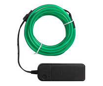 We R Memory Keepers Green Glow Happy Jig Neon Wire (660696)