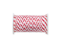 We R Memory Keepers Red Happy Jig Baker's Twine Wire (3yards) (661231)