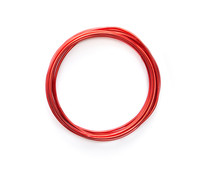 We R Memory Keepers Red Happy Jig Wire (6yards) (660276)