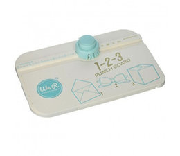 We R Memory Keepers 1-2-3 Punch Board (662530)