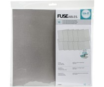 We R Memory Keepers Fuseable Clear Sheets (10pcs) (660871)