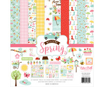 Echo Park Welcome Spring 12x12 Inch Collection Kit (WES235016)