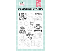 Echo Park Sweet Day Clear Stamps (WES235043)