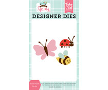 Echo Park Sweet Insects Designer Dies (WES235040)