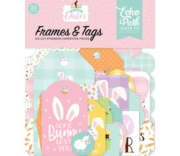 Echo Park Welcome Easter Frames & Tags (WEE236025)