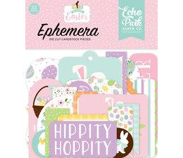 Echo Park Welcome Easter Ephemera (WEE236024)
