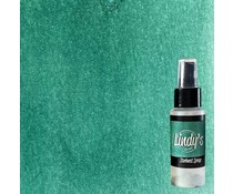 Lindy's Stamp Gang Outer Space Aqua Starburst Spray (ss-093)