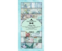 Paper Favourites Vintage Blue Slim Paper Pack (PFS005)