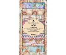 Paper Favourites Woodflora Slim Paper Pack (PFS004)
