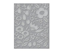 Spellbinders Simply Perfect Florets Embossing Folder (SES-015)