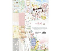 Memory Place Dreamland A4 Paper Pack (MP-60436)