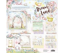 Memory Place Dreamland 12x12 Inch Paper Pack (MP-60428)