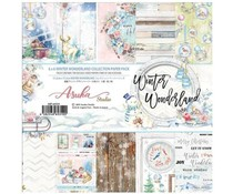Memory Place Winter Wonderland 6x6 Inch Paper Pack (MP-60319)