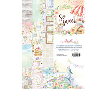 Memory Place So Sweet A4 Paper Pack (MP-60275)