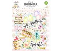 Memory Place So Sweet Birthday Ephemera (MP-60155)