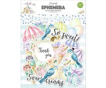 Memory Place So Sweet Thank you Ephemera (MP-60156)