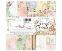 Memory Place Forest Friends 6x6 Inch Paper Pack (MP-58995)