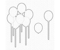 My Favorite Things Balloon Bouquet Die-namics (MFT-1945)