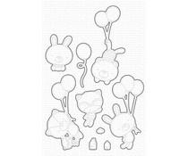 My Favorite Things Balloon Besties Die-namics (MFT-1939)