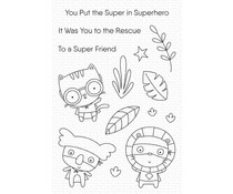 My Favorite Things Super Friend Clear Stamps (CS-546)