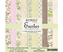 Reprint Easter Collection 8x8 Inch Paper Pack (RPM013)