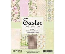 Reprint Easter Collection 6x6 Inch Paper Pack (RPP048)