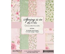 Reprint Spring is in the Air Collection 6x6 Inch Paper Pack (RPP049)