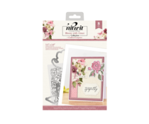 Crafter's Companion Bloom with Grace Stamp & Die Set (NIT-BWG-STD)