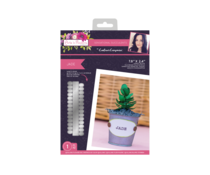 Crafter's Companion Sensational Succulents Metal Dies Jade (SCC-AF-SS-MD-JA)