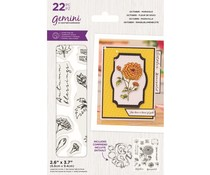 Gemini October Marigold Stamp & Die (GEM-STD-OCTMARI)