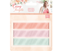 Crafter's Companion Caring Thoughts Organza Ribbon (S-CT-ORIB)