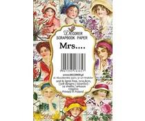Decorer Mrs.... Paper Pack (DECOR-M89)