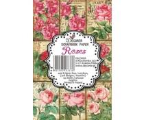 Decorer Roses Paper Pack (DECOR-M37)