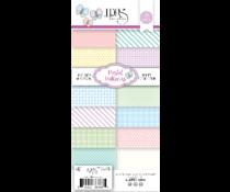 LDRS Creative Pastel Patterns 4x9 Inch Paper Pack (LDRS4101)